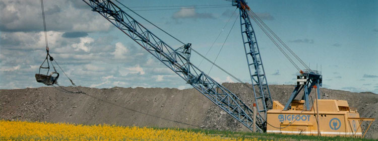 Alberta coal mine reclamation to create green energy source