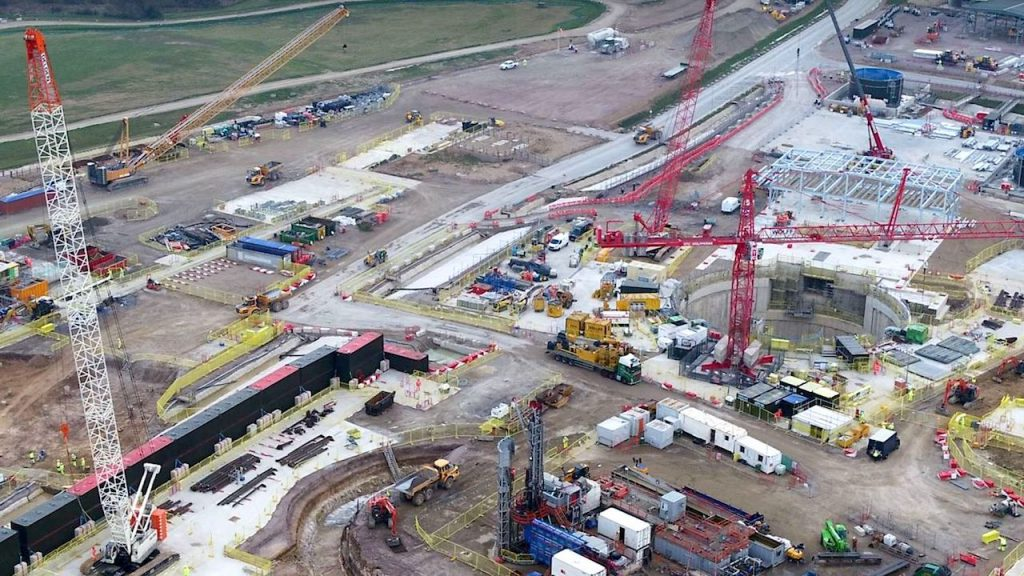 Sirius Minerals to slow Woodsmith mine construction due to funding issues