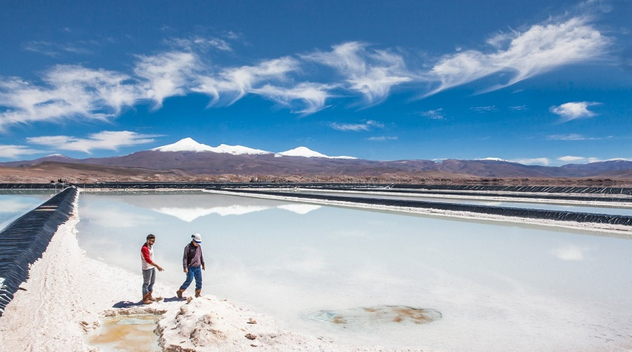 Argentinian government gives fiscal support to Millennial's lithium project
