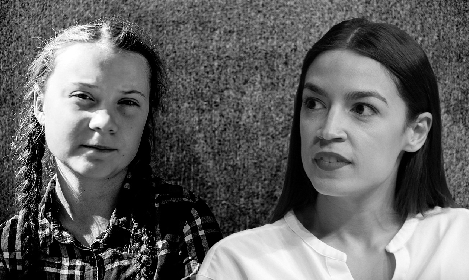 Mining's unlikely heroines – AOC and Greta Thunberg