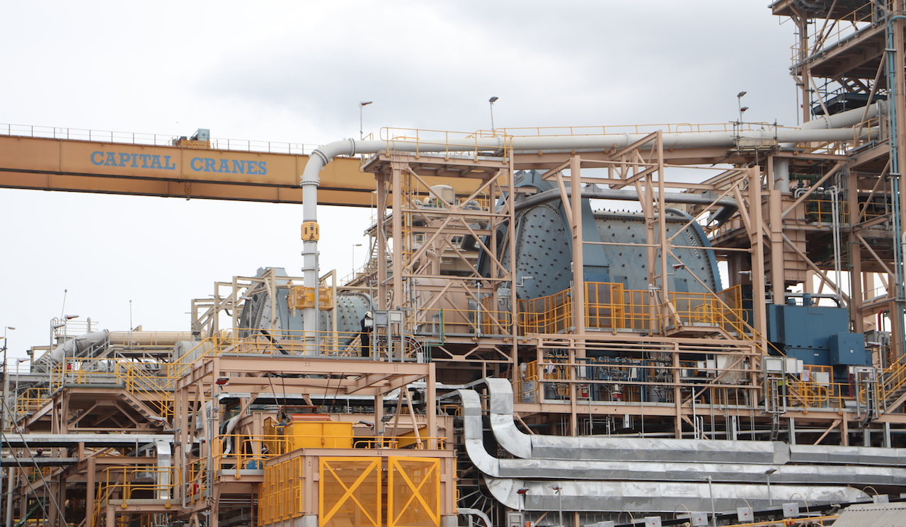 Newmont Goldcorp's kicks off commercial production at Ahafo mill expansion in Ghana