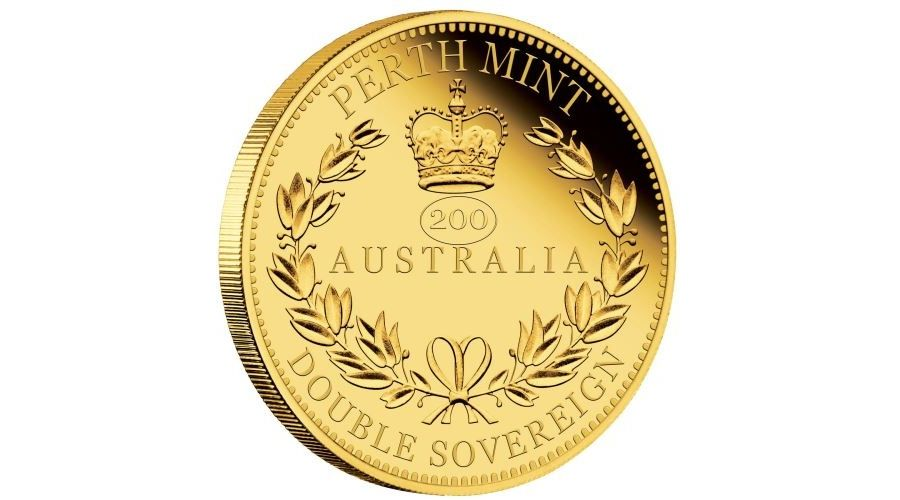 Perth Mint issues world's first sovereign gold digital token