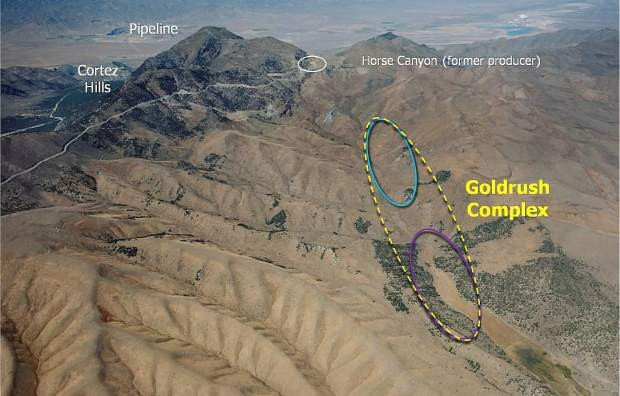 Cortez District Now Key Camp In World S Leading Gold Mining Complex Mining Com