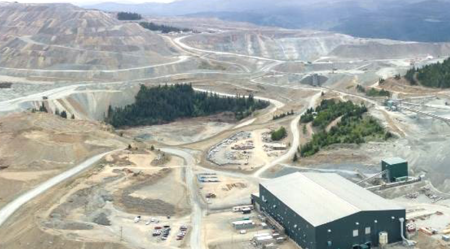 Copper Mountain mine's mineral reserve expanded