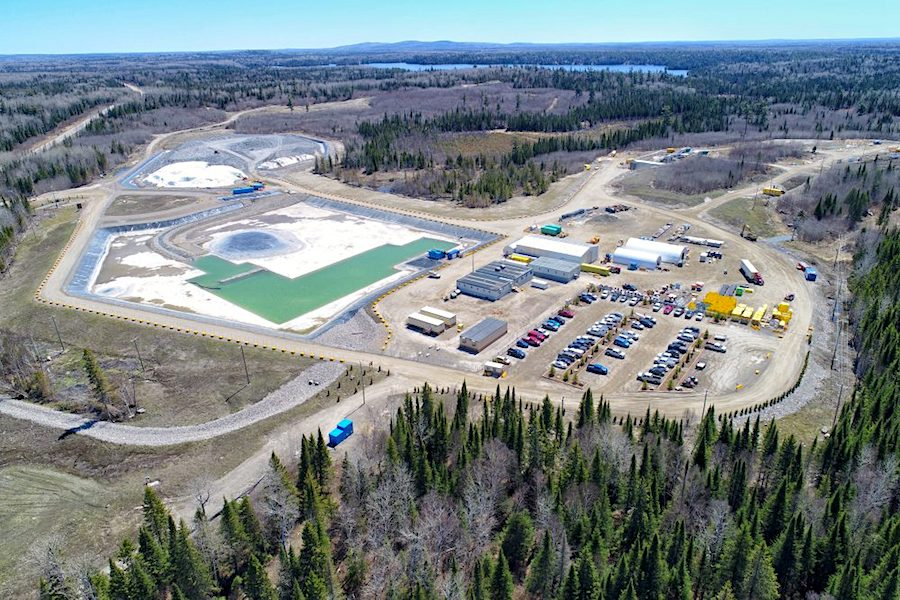 Newmont Goldcorp kicks off commercial production at all-electric Borden mine