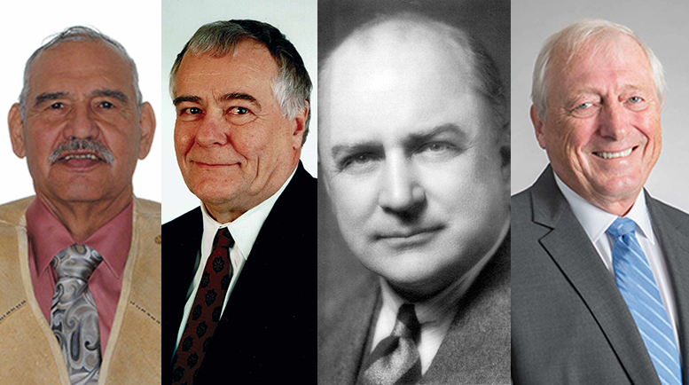 Four industry pioneers named to Canadian Mining Hall of Fame