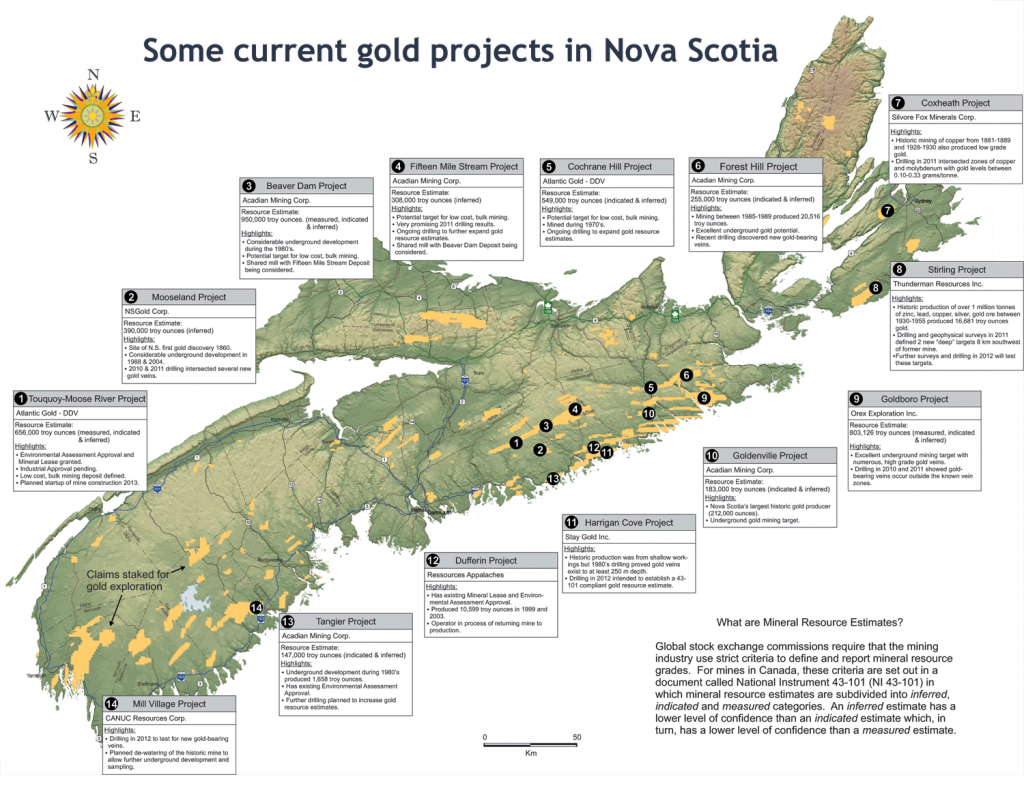 Gold rush in Canada's Nova Scotia unearths opportunities, criticism