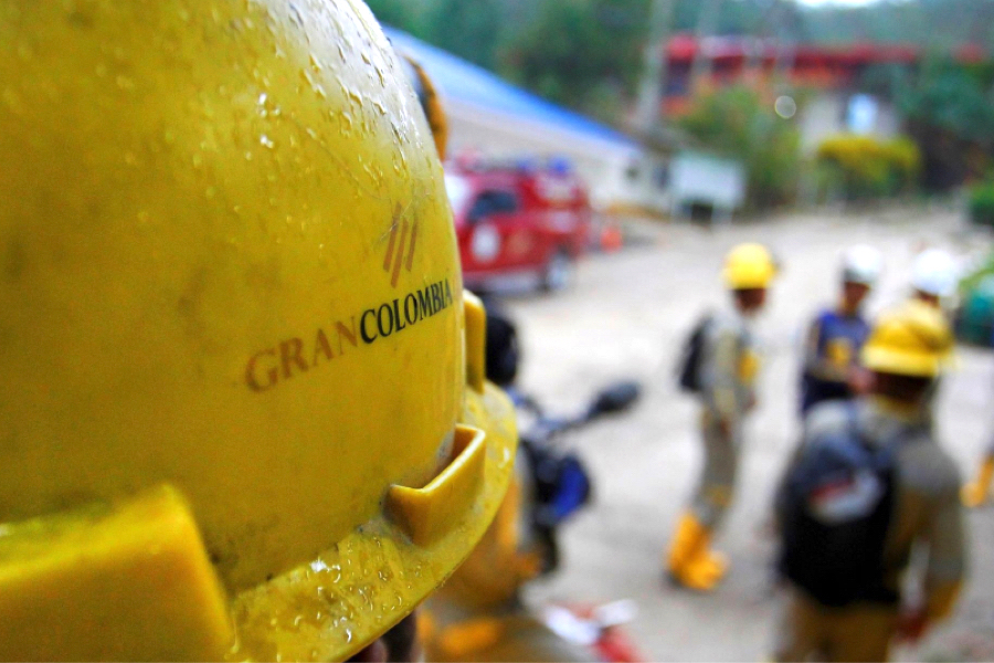 Gran Colombia Reports May 2020 Gold Production