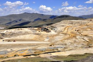 Blockade at Las Bambas copper mine in Peru risks output targets
