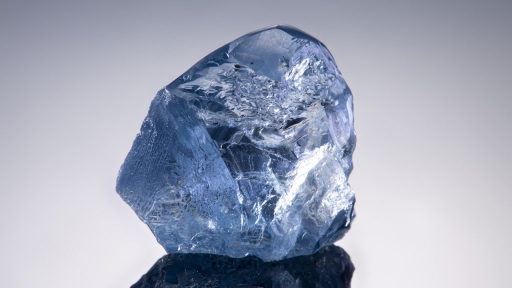 Petra's recently found blue diamond could fetch $15 million