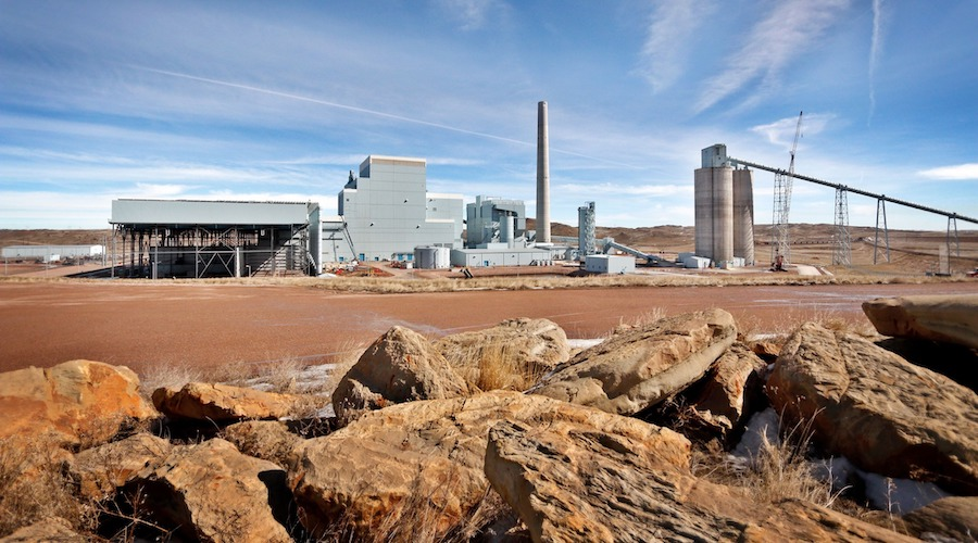 A solution in Wyoming to keep coal going
