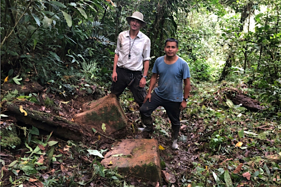 Aurania finds evidence of highly sought-after gold lost city in Ecuador