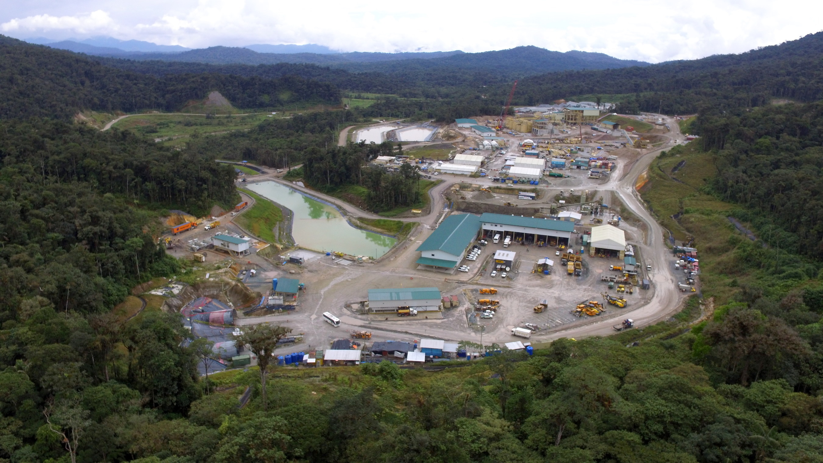 Kinross walks away from promising Ecuador project with Lundin shares sale