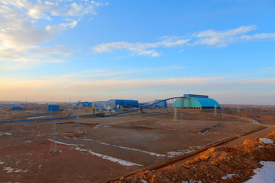 Rio Tinto says China virus slowing copper ore imports from Mongolia