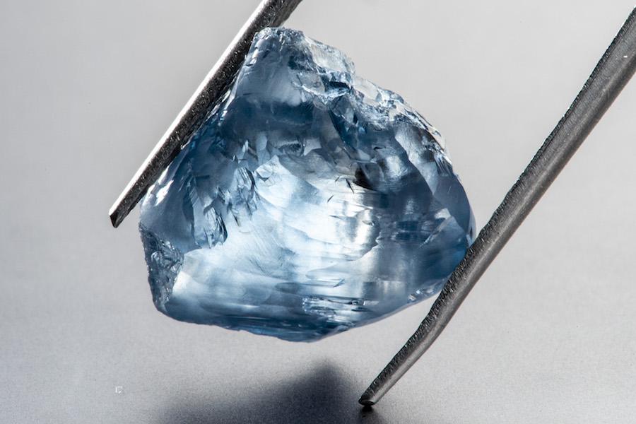 Blue diamond found by struggling Petra sold for $14.9 million
