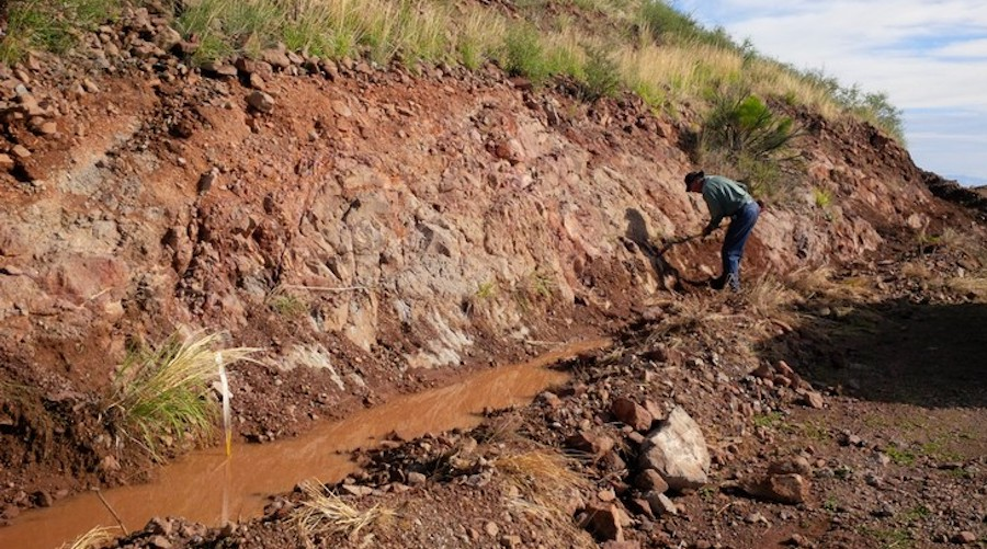 GMV to run IP survey at gold project in Arizona