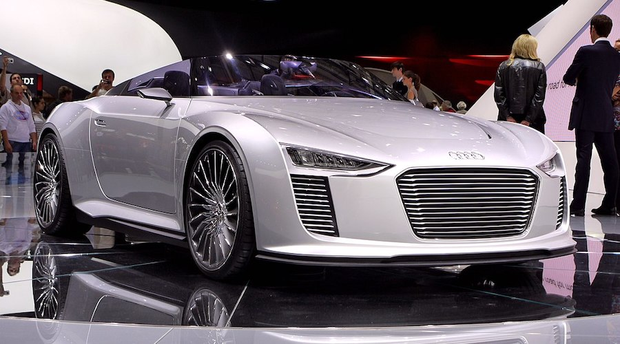 Audi, Umicore recycle most cobalt, nickel from e-tron batteries