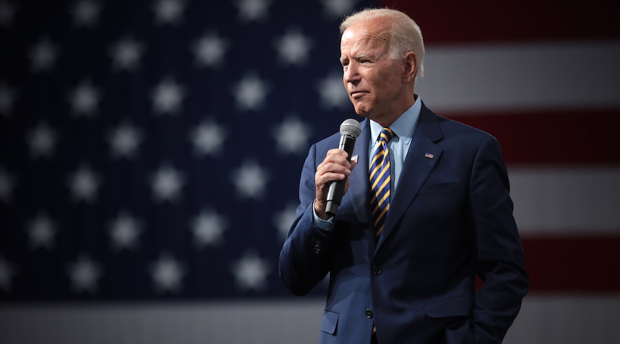 Biden's EV Plan Throws Fuel On Already Hot Car-Charging Sector