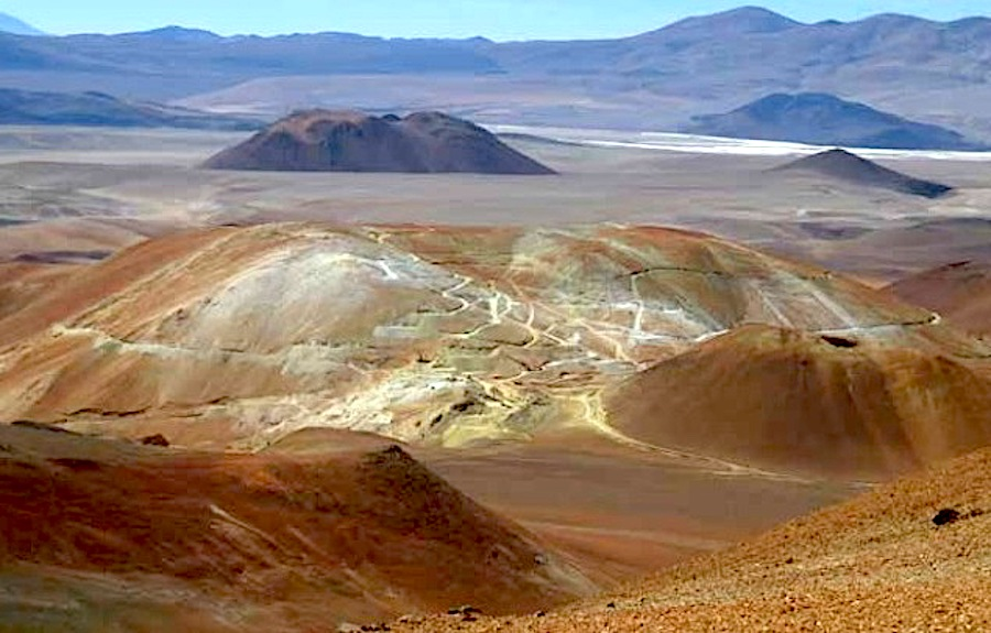 Gold Field's Salares Norte project in Chile granted environmental permit