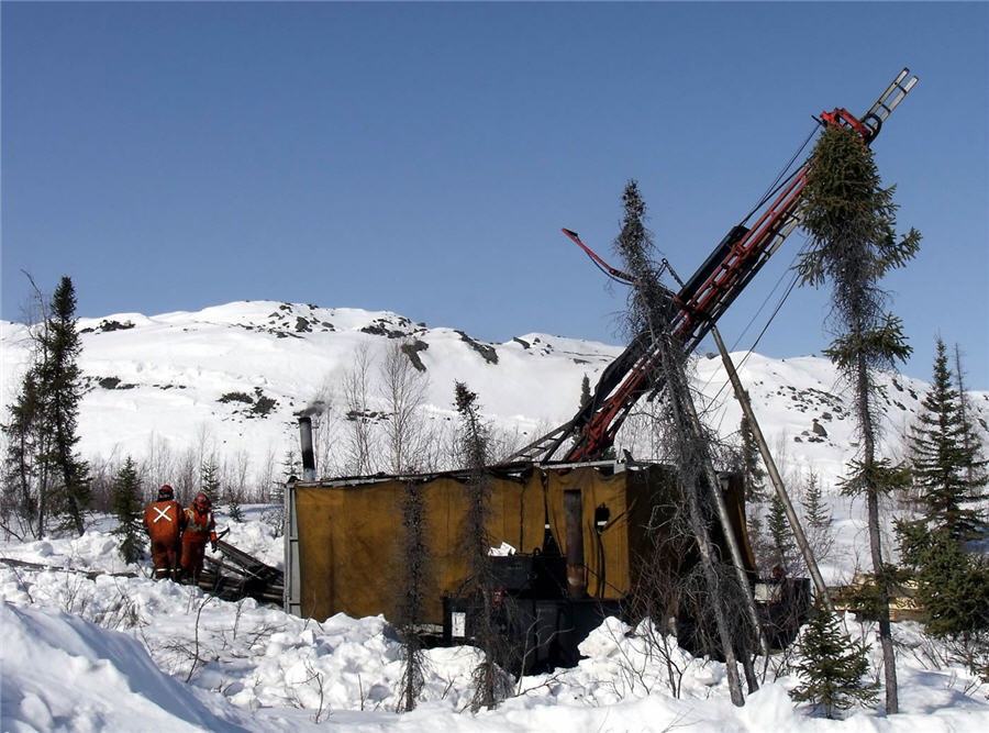Nighthawk upgrades Colomac resource, plans to drill 25,000 metres this year