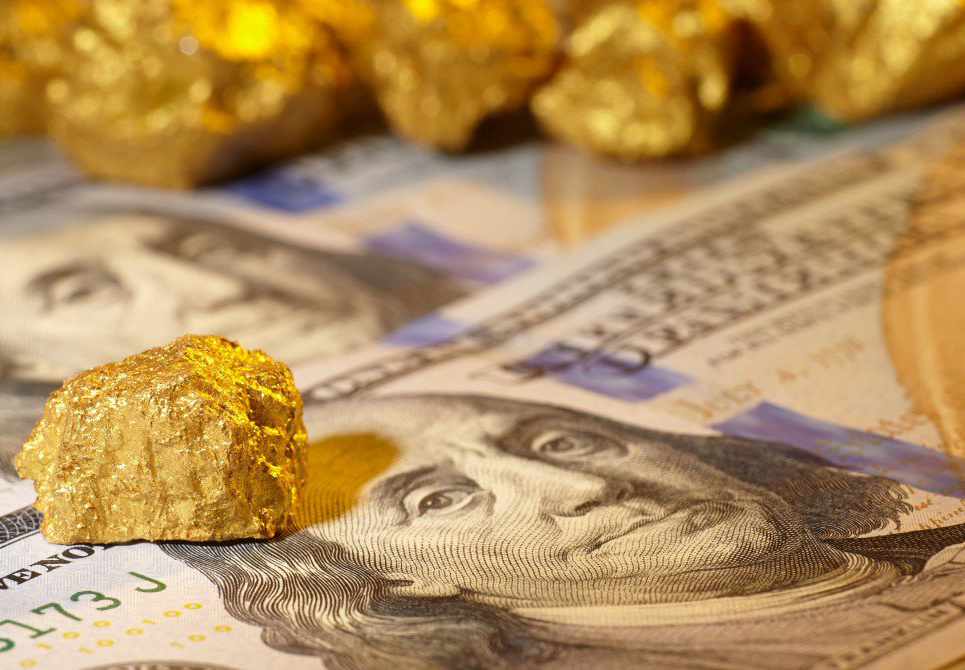 Low dollar risky for gold