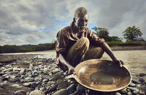 Colombia's artisanal gold miners now part of fully traceable global supply chain