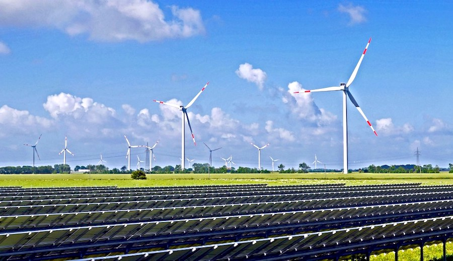 Renewables use spike in 2020 not enough to meet climate change goals