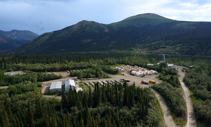 South32, Canada's Trilogy Metals to jointly develop Alaska project