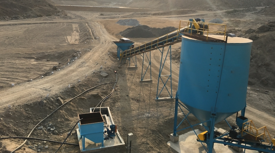 Peruvian Metals achieves record production