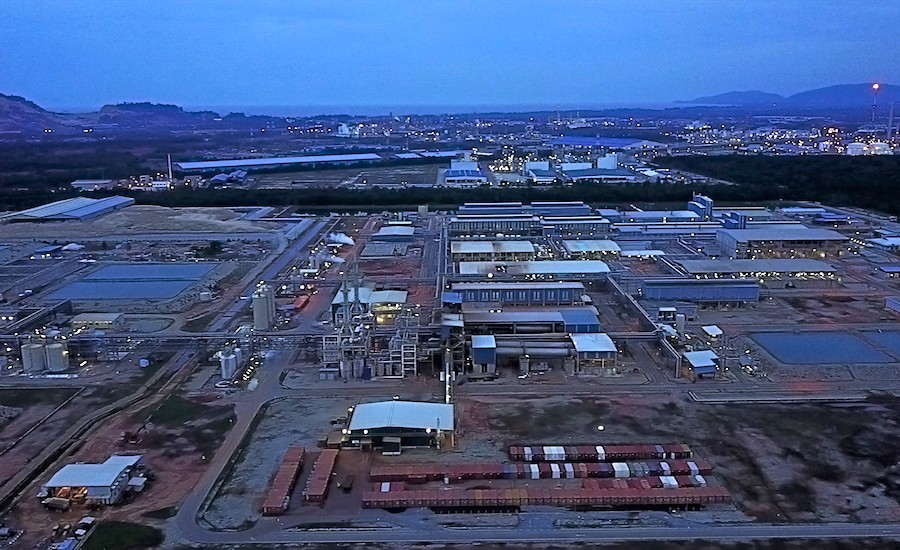Lynas to build permanent waste treatment plant in Malaysia's Pahang