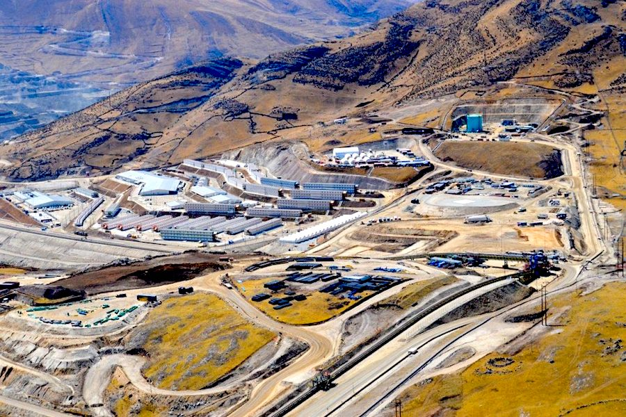 MMG suspends shipments from Las Bambas copper mine in Peru