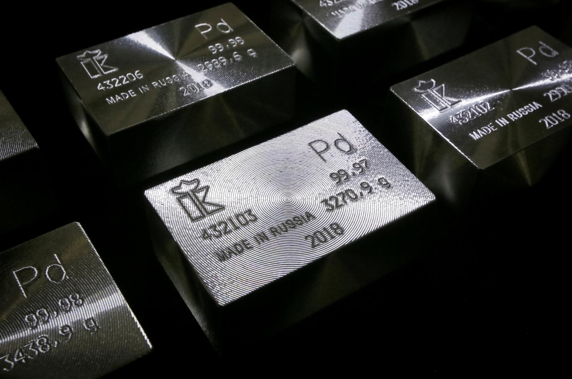 Palladium's Fading Stockpiles Draw Warning of Prolonged Deficit