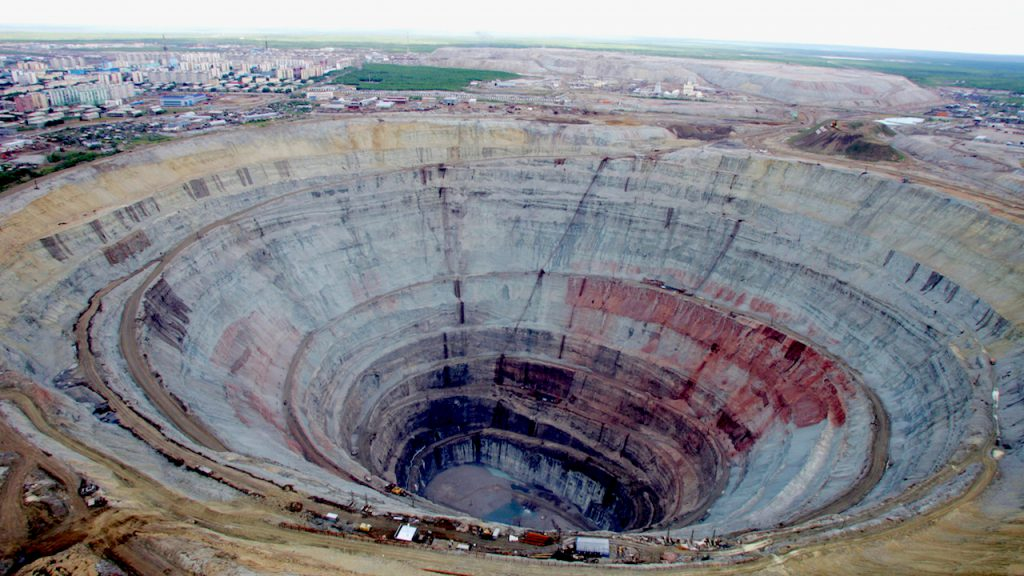 Alrosa would reopen Mir diamond mine in 2024