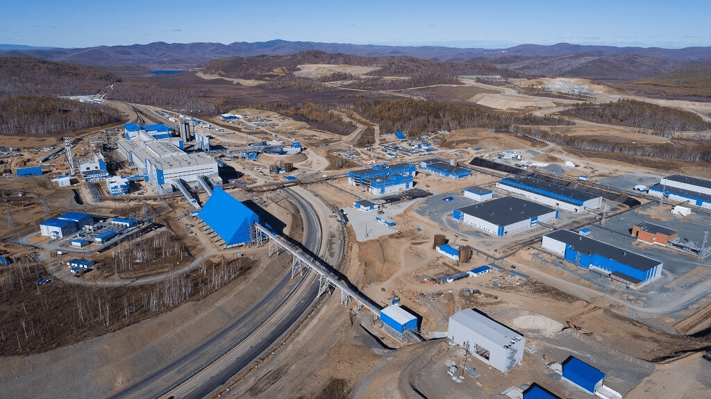 Potanin buys partner's stake in copper and gold mine near China