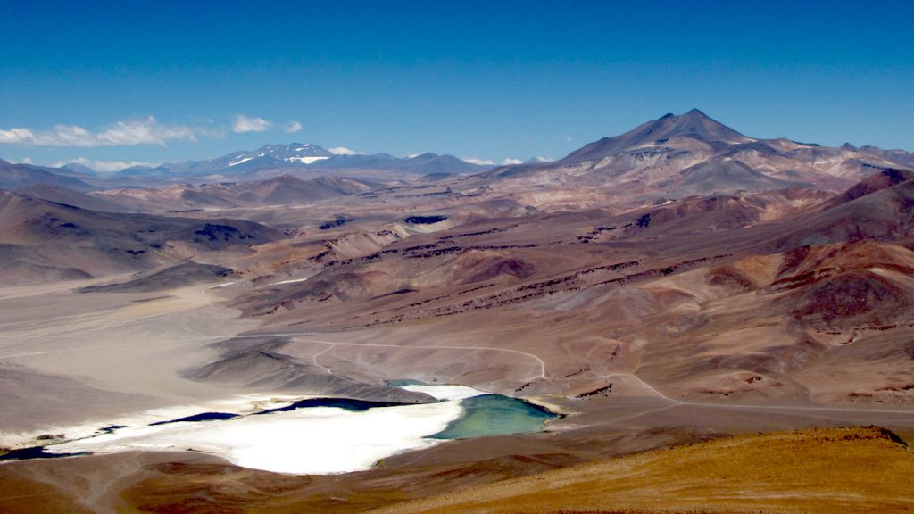 Codelco requests exploration permits for Chile's second largest salt flat