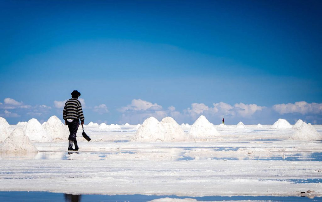 Germany wants Bolivia's new government to revise scrapped lithium deal