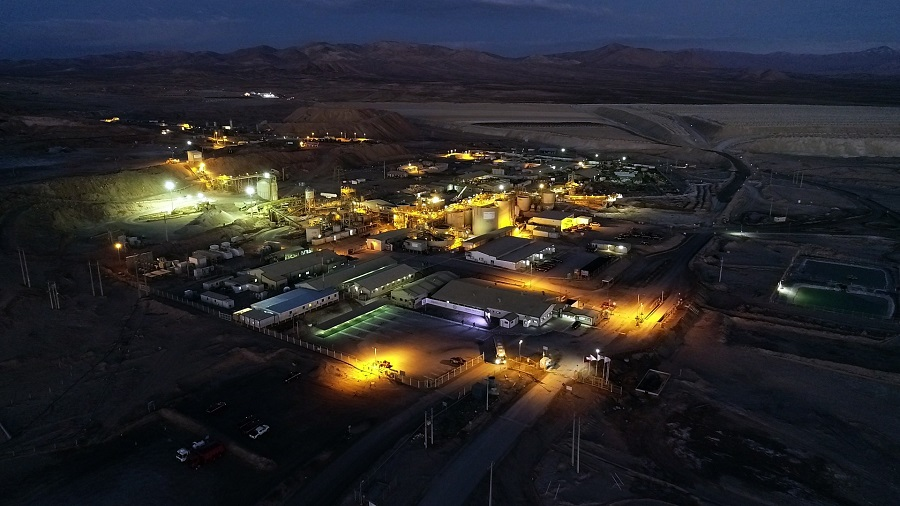 Yamana, Goldspot application of AI at Chilean mine pays off