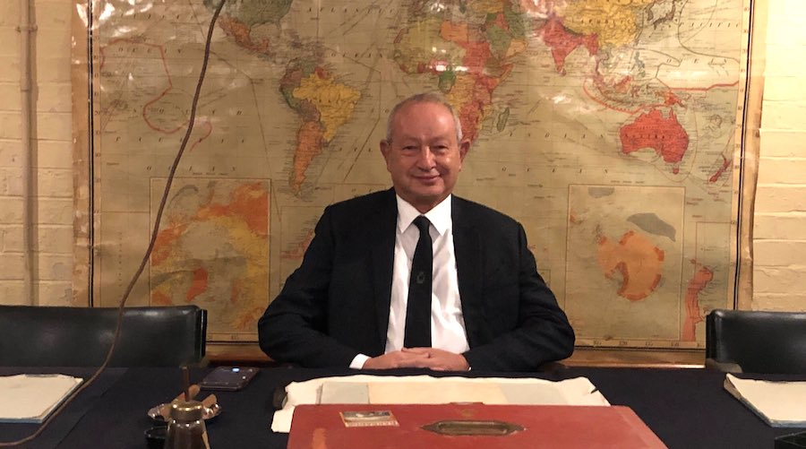 Sawiris in talks to buy 51% stake in Egypt state-owned mining firm