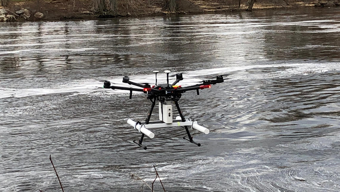 US Drones Scouring for Rare Earths to End Reliance on China