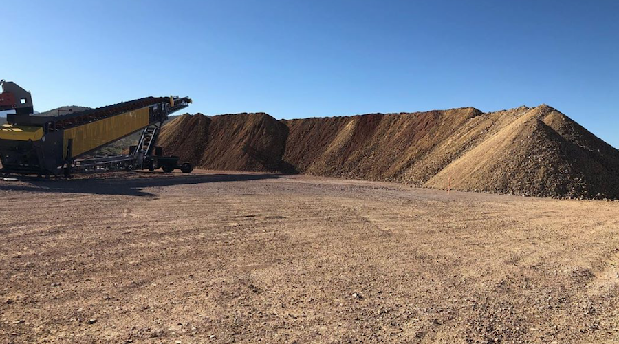 Fiore expects Pan mine to produce up to 48,000 ounces in 2020