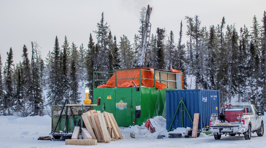 IsoEnergy finds strong radioactivity in initial drill holes at Saskatchewan