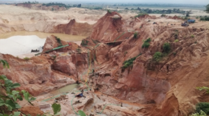 How to effectively address illegal gold mining – study