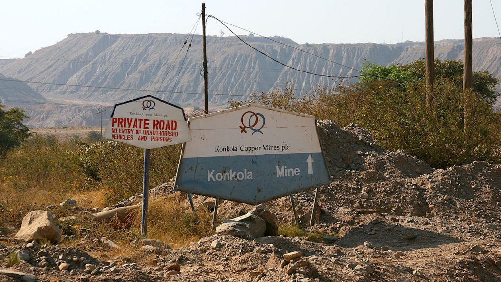 Vedanta says it will fight any attempt by Zambia to sell Konkola Copper Mines