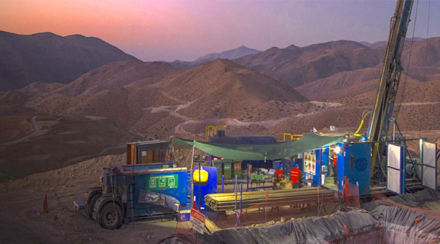Newmont and Teck to invest $152m in joint Chilean copper-gold project