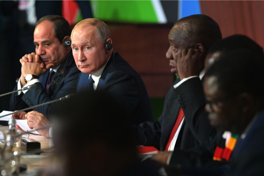 Russia's comeback in Africa favours profit over long-term influence — analyst