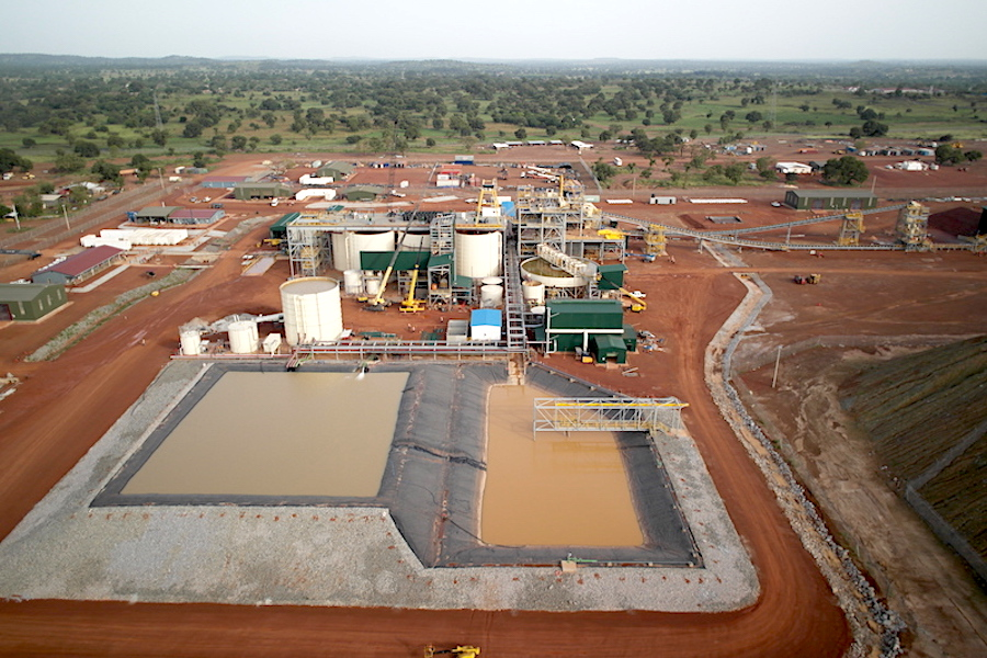 Endeavour buys rival Semafo, creates one of West Africa's top gold miners
