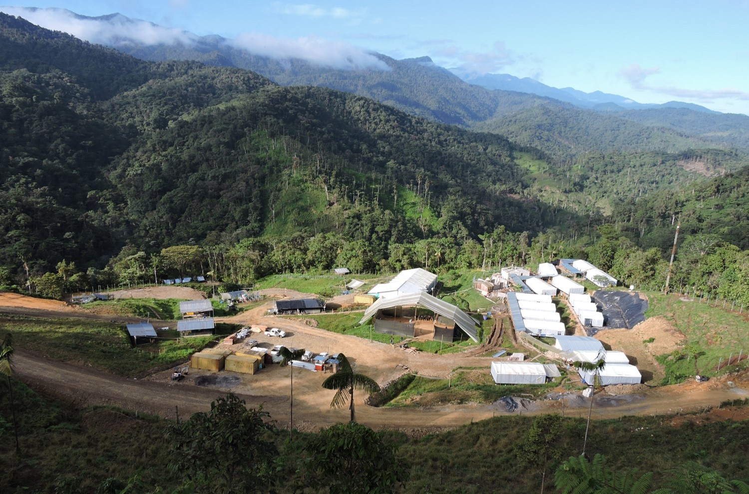 SolGold's pre-feasibility study for Alpala delayed