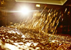 Gold price slump led to $4.6bn loss in ETFs in a month