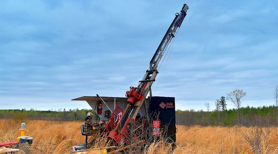 Aston halts drilling campaign at Virginia gold project