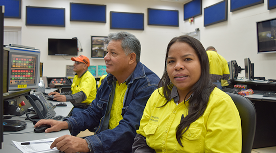 More women working in mining in Colombia - report